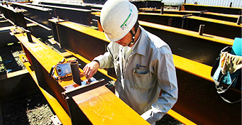 新設(築)構造物の検査業務